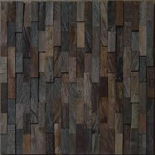 global trends 3 dimensional wood tiles