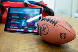 wilson u0027s new smart football can measure your spiral the verge
