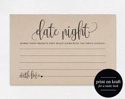 wedding advice card date cards date ideas date jar wedding advice card