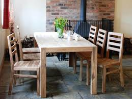 dining tables distressed dining table and chairs farm dining