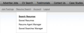Search Resume Resume Search Overview Jobmount