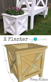 Free Outdoor Planter Box Plans by Cedar Planter Box Plans Cedar Planter Boxes Home Ideas