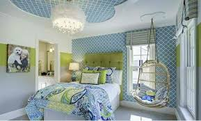 green and blue bedroom 14 amazing bedroom designs with blue and bright green homedizz