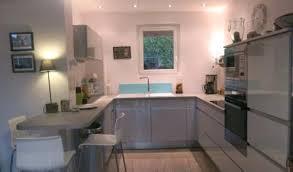 modele de cuisine en l cuisine quipe en u amazing cuisine equipee pour cuisine