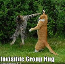 Group Hug Meme - image 10396 invisible bike know your meme