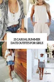 casual date 21 chic casual summer date for styleoholic