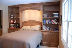 Built In Bedroom Furniture Hand Crafted Black Walnut Bedroom Built In By John Samuel Custom