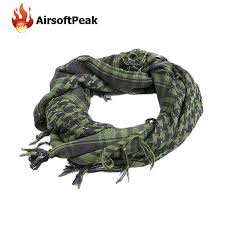 arab wrap arab shemagh scarves tactical palestine light polyester scarf