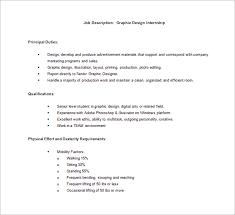 layout artist job specification 10 graphic designer job description templates free sle