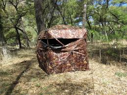 Pop Up Ground Blind A Diy Gould U0027s Turkey Bowhunt In Old Mexico Hunt Forever