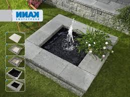Wasserwand Selber Bauen Garten Wasser Springbrunnen Für Garten Wasserspiel Im Garten Wasser
