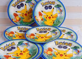 online get cheap pokemon birthday cake plates aliexpress com