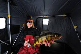 Seeking Bro Shelter Late Panfish Only A Spoon Feed Away Fishingworld