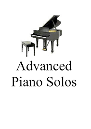 the church pianist advanced piano solos