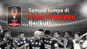 Jadwal Piala Presiden 2018 Jadwal Piala Presiden 2018 Djajang Nurdjaman Senang Bakal Ada