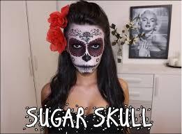 tutorial maquillaje sugar skull sugar skull makeup tutorial