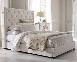 bedding tufted frame ana white diamond headboard with nailhead