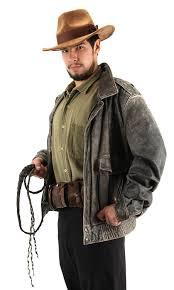 Indiana Jones Halloween Costumes Amazon Elope Brown Adventure Hat Clothing