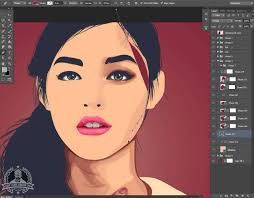 vector skin tone tutorial vector vexel tutorials 1 color shadow skintone youtube