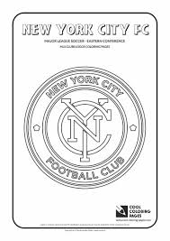new york city fc logo coloring pages cool coloring pages