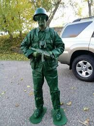 Toy Soldier Halloween Costume 50 Greatest Reddit Halloween Costumes 2014