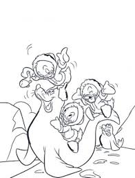 disney winter coloring pages disney free winter coloring pages