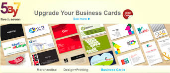business card printing services in india