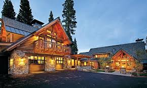 luxury timber frame houses page 1