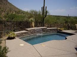tucson landscape ideas tucson pool ideas valley oasis pools u0026 spas