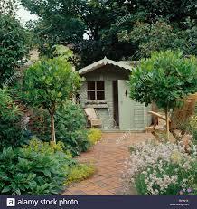 gardens country backyards trees stock photos u0026 gardens country