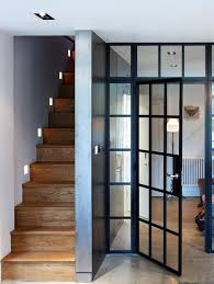 Metal Glass Door by Are You Bored With Your Doors Deco Inspiration For Eco