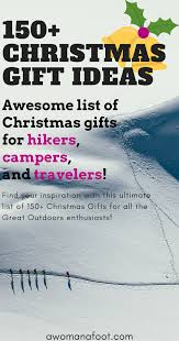 awesome gift ideas for adventure a afoot