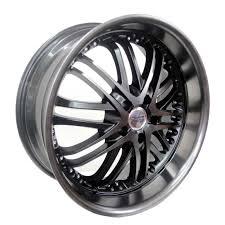 matte black gwg wheels