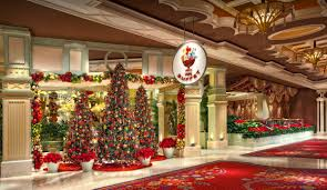 wynn resort las vegas a magical holiday get away