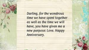 35 Wedding Anniversary Messages For Belated Wedding Gift Message Lading For