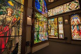 how to tea stain glass l shades halim time glass museum home facebook