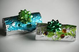 foil ornaments for to make happy hooligans