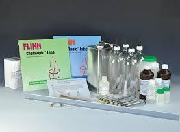 flinn u0027s exploring chemistry kits