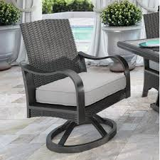 Swivel Patio Dining Chairs Swivel Patio Dining Chairs You Ll Wayfair