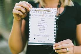 wedding ceremony program ideas every last detail page 304 of 766 wedding featuring