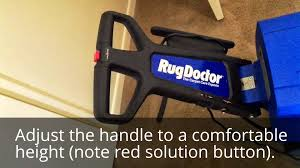 Where To Rent The Rug Doctor Tutorial Great Method To Clean Carpet With A Rug Doctor
