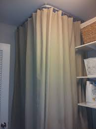 curtain ceiling mounted curtain track ikea room divider panels