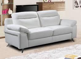 Polaris Sofa Gorgeous White Leather Sectional Sofa Polaris Italian Leather