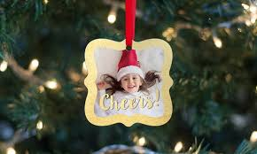 customized ornaments photobook america groupon