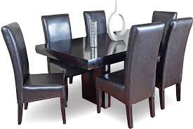7 piece fushion dining suite tables online dining room furniture