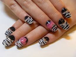60 best uñas images on pinterest animal prints make up and