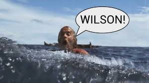 Wilson Meme - cast away wilson home improvement youtube
