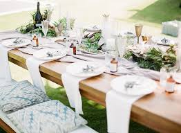 Table Linen Complete Event Hire Bali Event Hire White Edit
