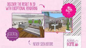 Home Design 3d For Windows Home Design 3d My Dream Home Android Apps On Google Play