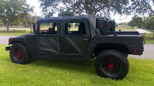 military hummer h1 hummer h1 military humvee diesel for sale youtube